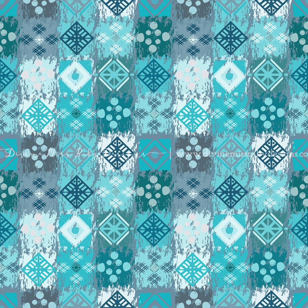 Bailey Tribal Patchwork
