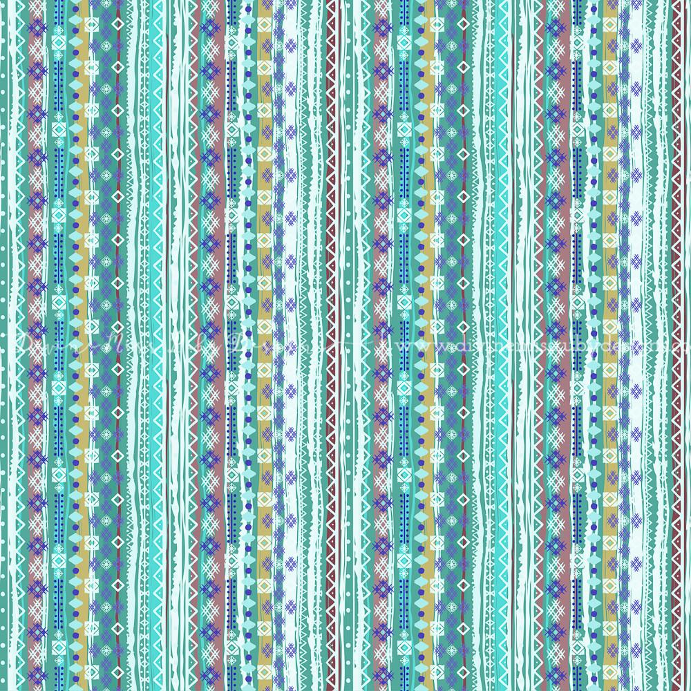 Brooke Tribal Patchwork