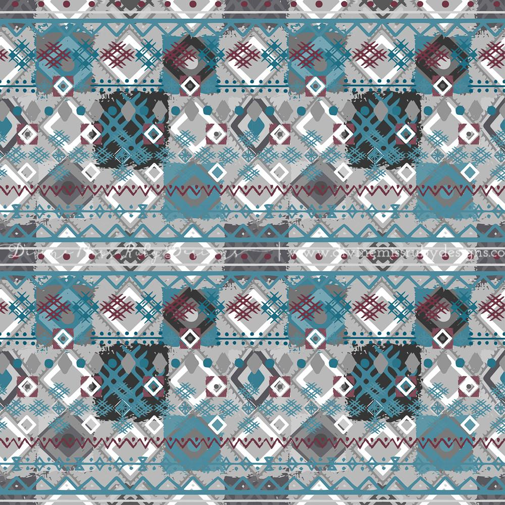 Coby Boy Tribal Pattern